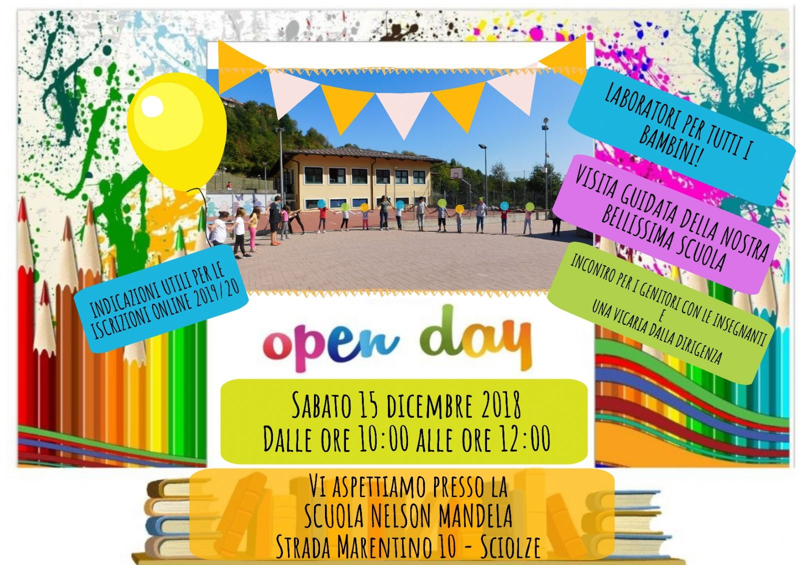 Giornata OPEN DAY